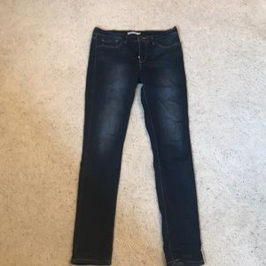 Levi jeans 311 shaping skinny size 30
